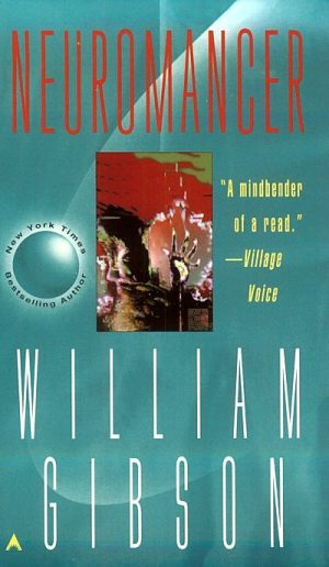 Neuromancer, early edition