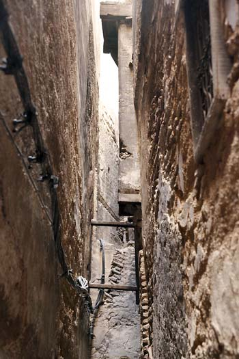 Alley, Fes