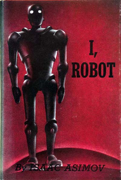 I, Robot, First Edition Cover