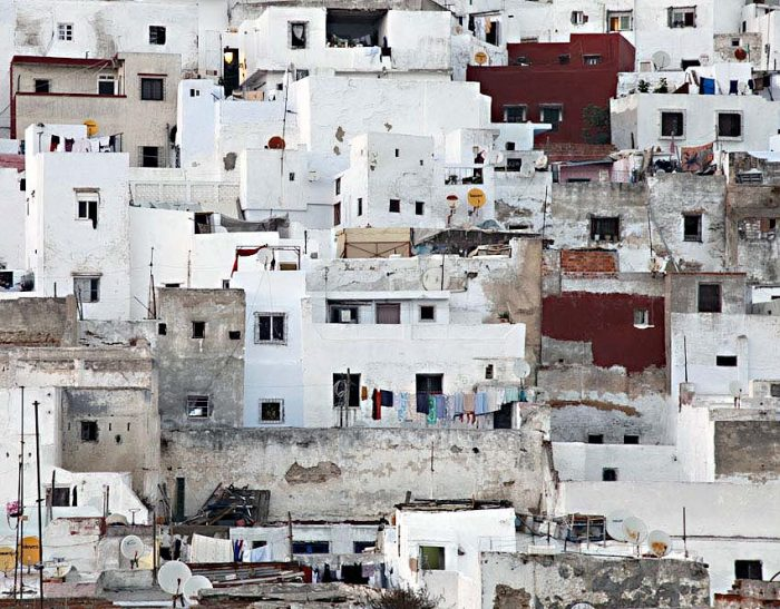 Tétouan houses from our Riad