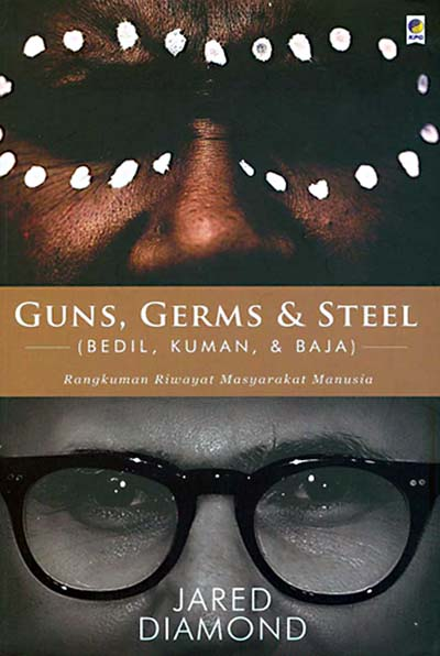 Jared Diamond Guns, Germs and Steel, 1997 Indonesian